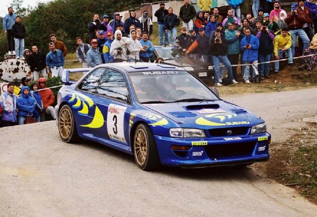 McRae Sanremo1997