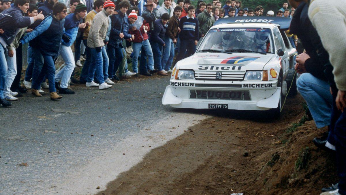 rally portogallo 1986