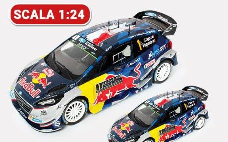WRC LEGGENDARIE AUTO DA RALLY 1:24  vol.3 LANCIA DELTA INTEGRALE 16 V