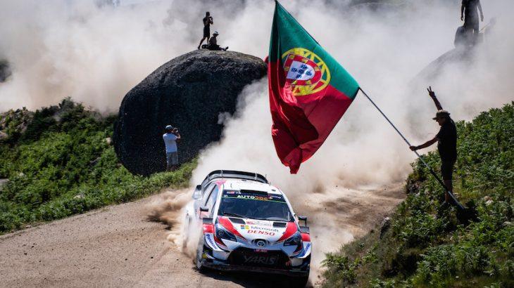 Kris Meeke - Rally Portugal 2020
