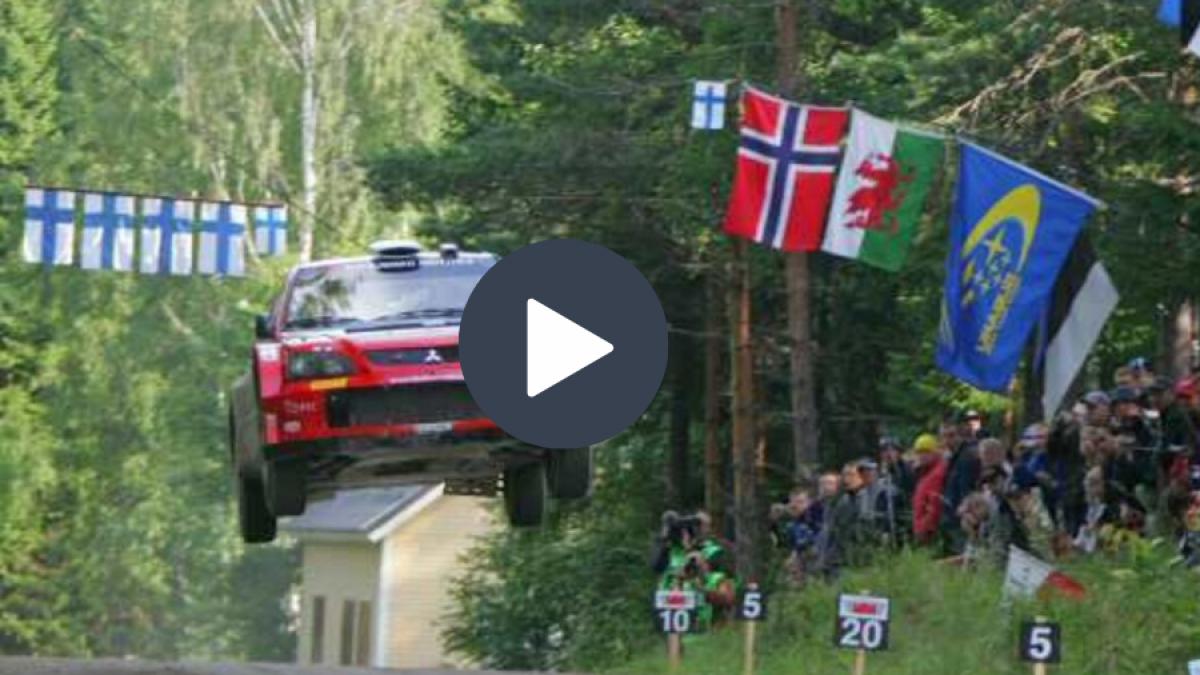 Video di Rally - Gigi Galli