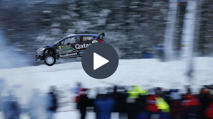 Video di Rally - Evgeny Novikov